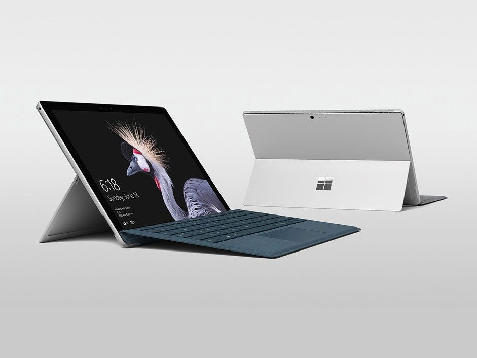 تبلت Surface مایکروسافت